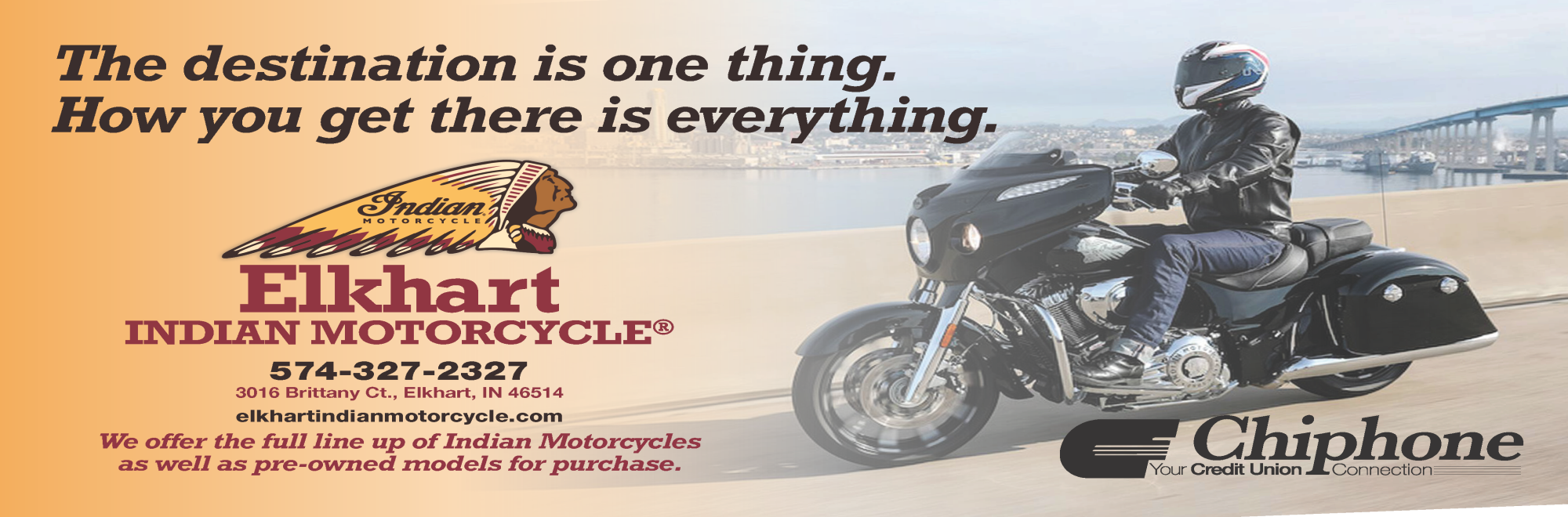 INDIAN MOTORCYCLE – FEATURED DEALER FOR JUNE
