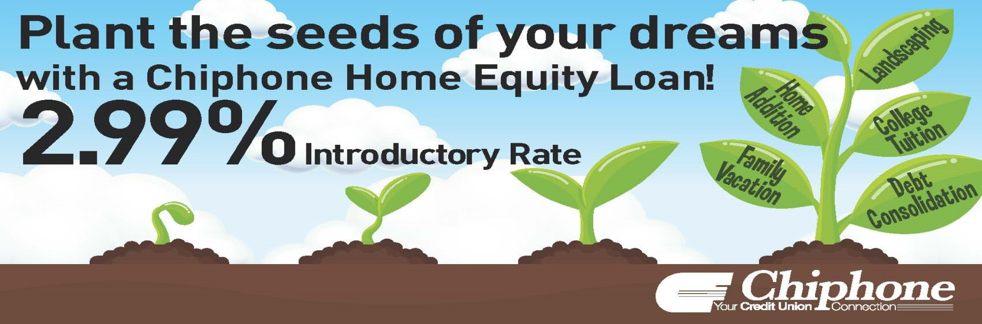 Home Equity Line of Credit Special!