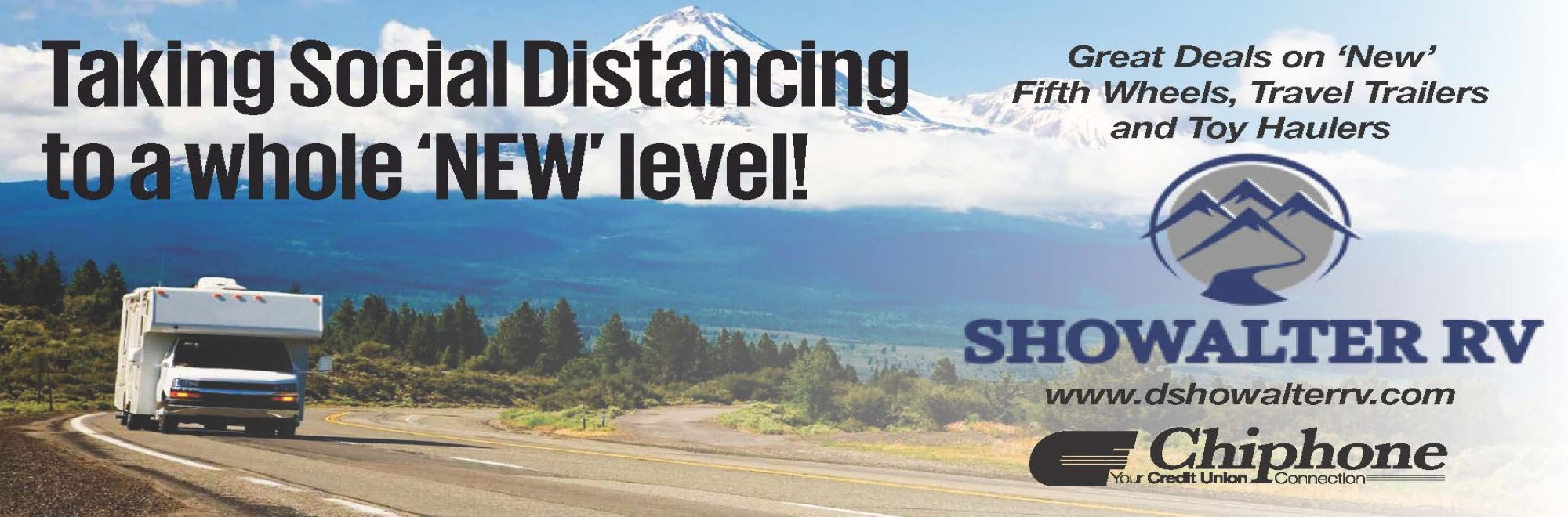 SHOWALTER RV – FEATURED DEALER FOR THE MONTH OF JULY